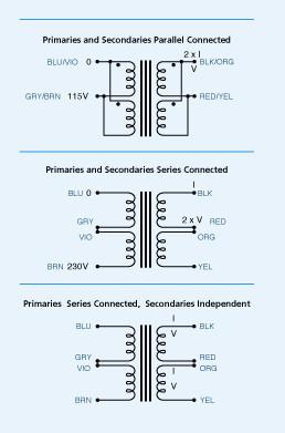 transformer diyaudio toroidal inductor toroidal transformer wiring diagram #9